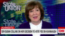 Susan Collins: Ford's Testimony Made Me Wonder If Kavanaugh Should Withdraw