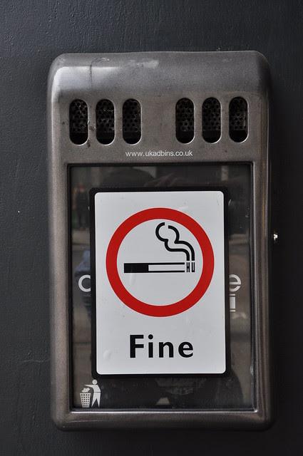 CHU - Smoking's fine