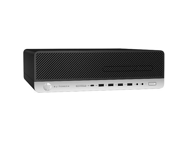 HP EliteDesk 800 G3 SFF i7-6700 16GB 512GB SSD Windows 10 Pro (Refurbished) for $563