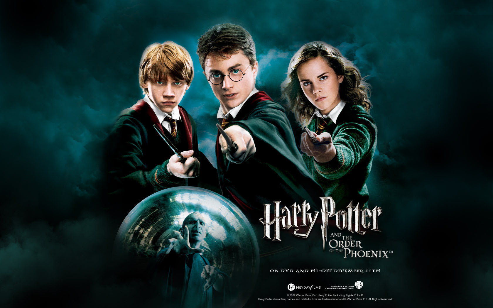 Harry Potter And The Order Of The Phoenix Full Hd Wallpapers