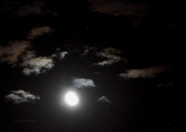 Eclipse de Júpiter por la Luna III