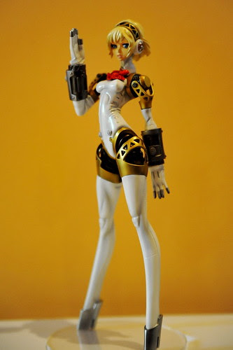 Aegis figure from Persona 3.