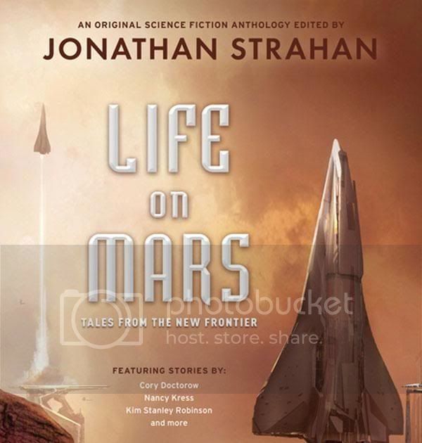 Mars in fiction