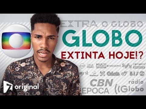 O que aconteceria se a Globo fosse extinta hoje?! - Zapeando