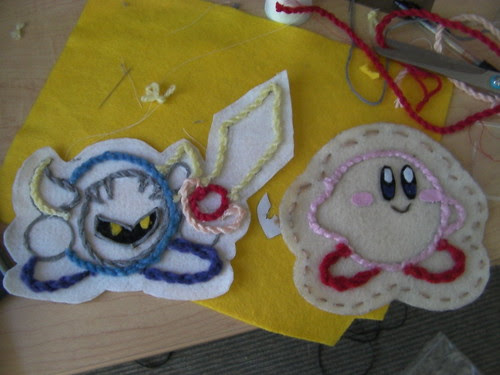 Meta Knit vs Kirby Yarn