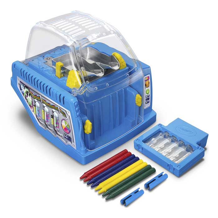 Original crayola crayon maker complete with box and instructions.