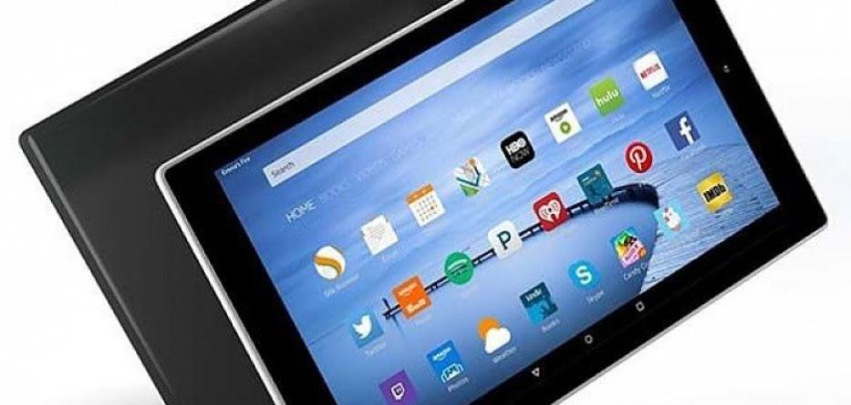 Fire HD 10: La tablet de Amazon con cuerpo de aluminio ¿copia de iPad?
