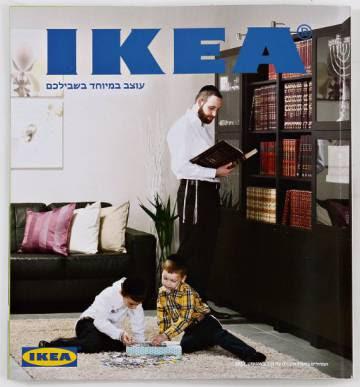 Catálogo da IKEA em Israel exclui mulheres