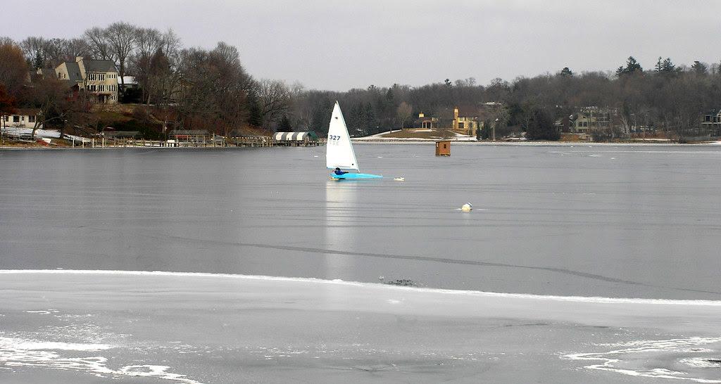 Sailing Carsons