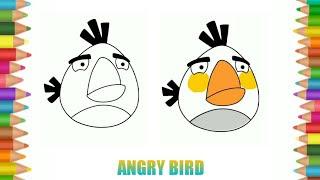 All Clip Of Mewarnai Angry Birds Bhclipcom