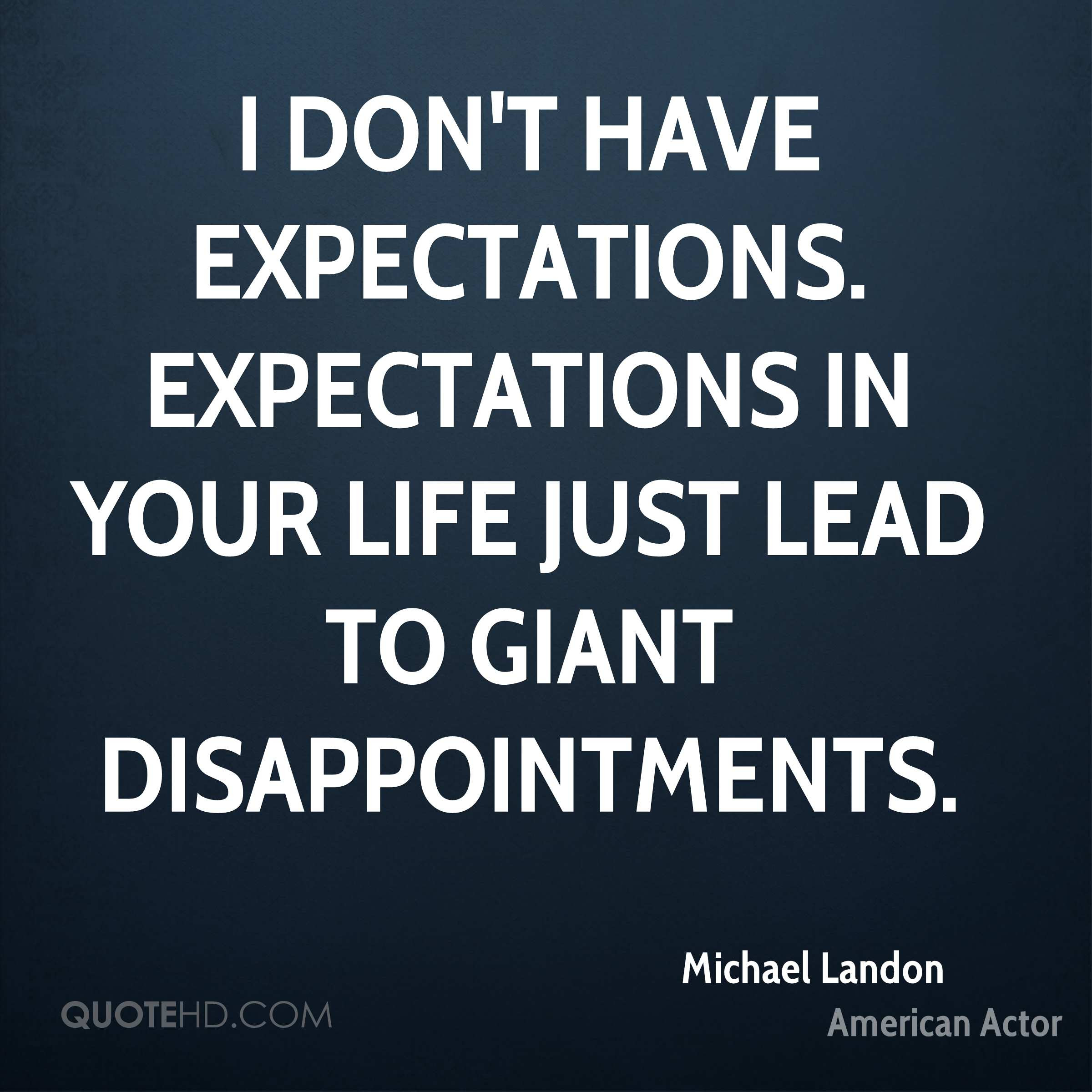 Michael Landon Life Quotes Quotehd