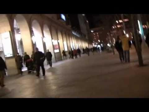 """""""Dos caminos: videopoesía"""" de David Francisco"""