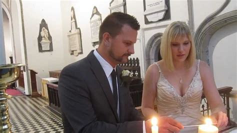 Our Wedding At A 13th Century Church (6.17.11)   YouTube