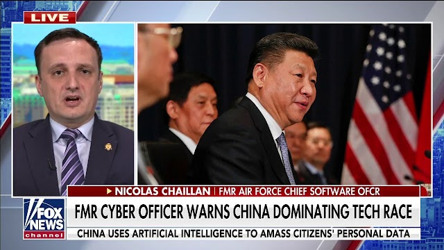 FOX NEWS: US intel says China could dominate in advanced technology