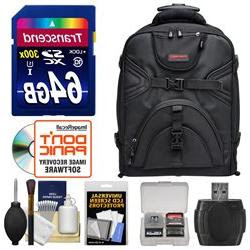 Precision Design Pd Bpt Dslr Camera Backpack With Wheels