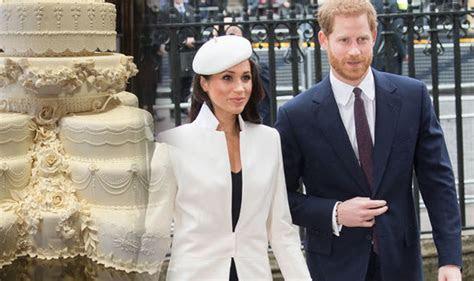 Royal wedding cake won't be eaten at Meghan Markle and