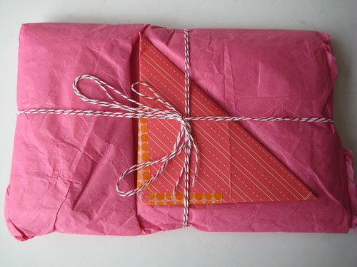 Pretty little package from Suzettra