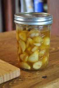 How To Make Medicinal Pickled Garlic