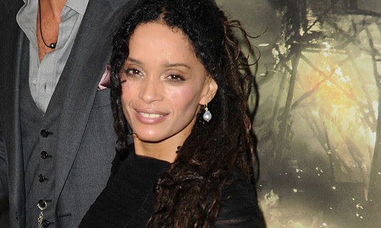 Lisa Bonet - The Red Road
