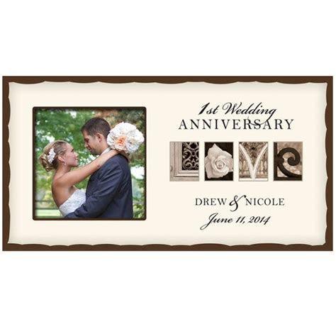 Personalized Wedding Love photo frame 1st Wedding