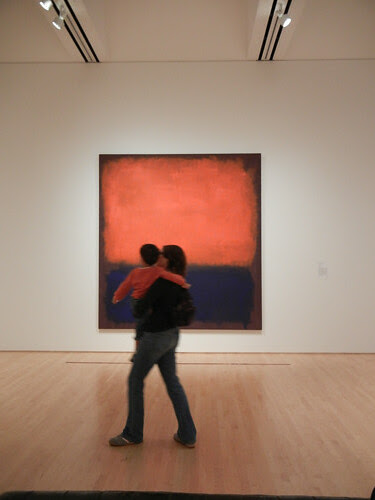 No. 14, Mark Rothko, 1960, Oil on Canvas, SFMOMA _ 9640