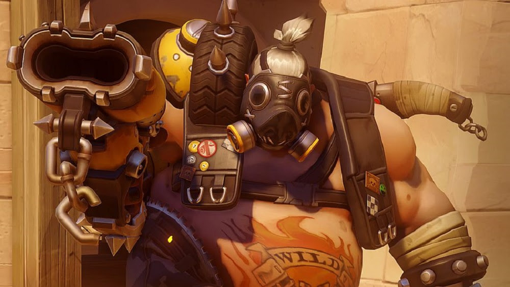 Man At Arms forges Roadhog's hook screenshot