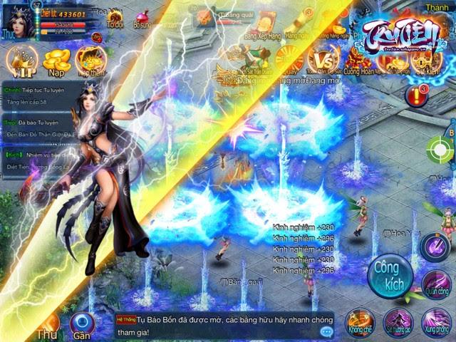 a1kKvRV Game Tru Tiên Mobile Online Android, iOS cho điện thoại