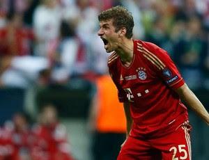 Thomas Mueller gol Bayern de Munique (Foto: Reuters)