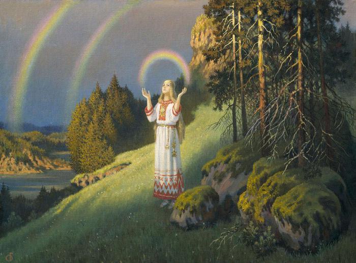 Радуница - светлый праздник зарождения жизни