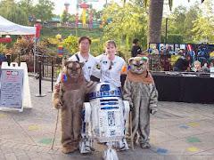 Legoland Star Wars Weekend 2007
