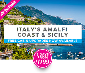 Italy's Amalfi Coast and Sicily