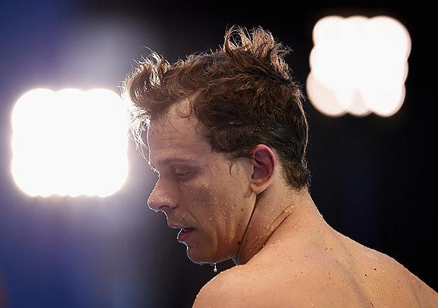 Cielo lamenta a sexta colocação nos 50 m borboleta no Mundial de Kazan
