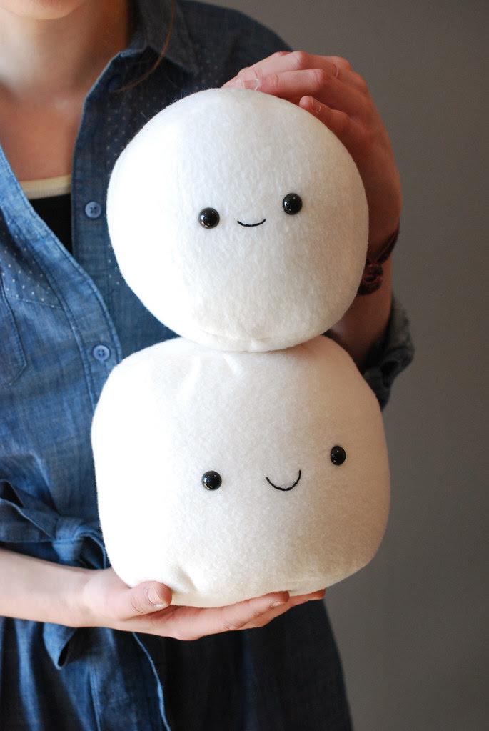 Marshmallow Plush