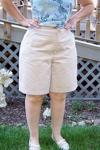McCall's 5857 Shorts