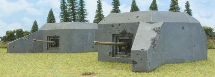 Anti-tank Pillboxes (BB121)