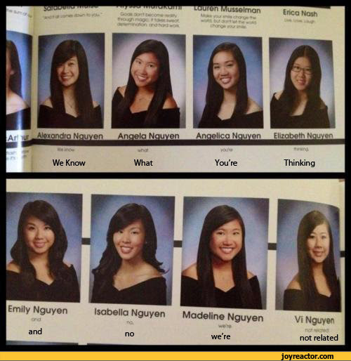 Hilarious Teens Who Nailed Their High School Yearbook Quotes