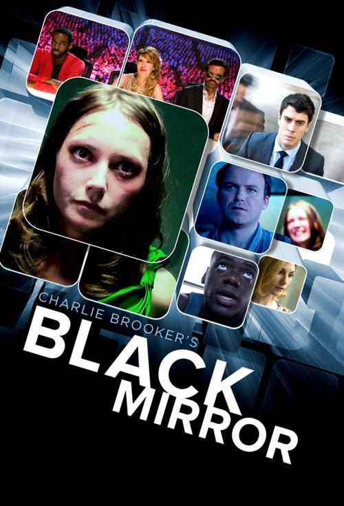 Bildergebnis für black mirror staffel 1 plakat