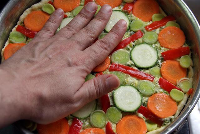 Tarta Mandala de Vegetales (41)