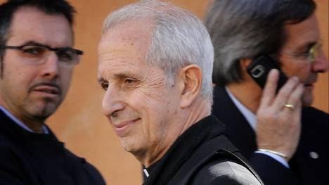Poli, un pastor que se le parece a Bergoglio