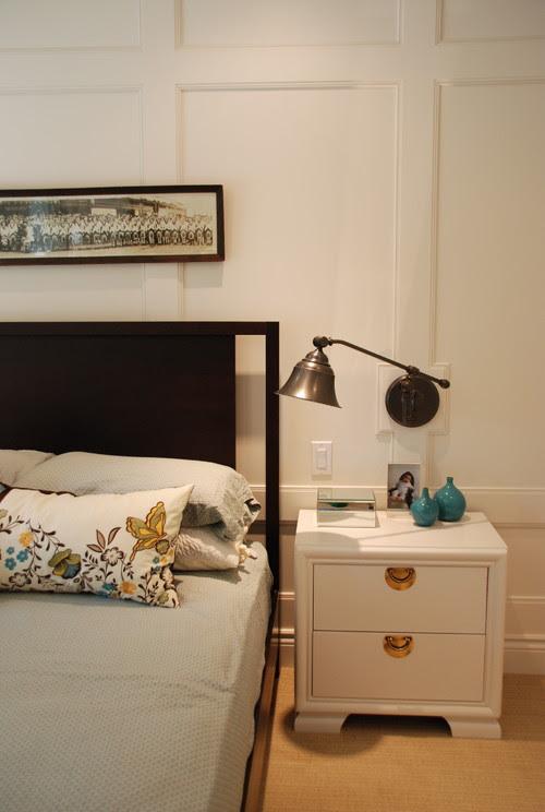 Restful Master Bedroom contemporary bedroom