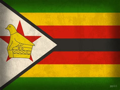 Flags of the World: Zimbabwe!