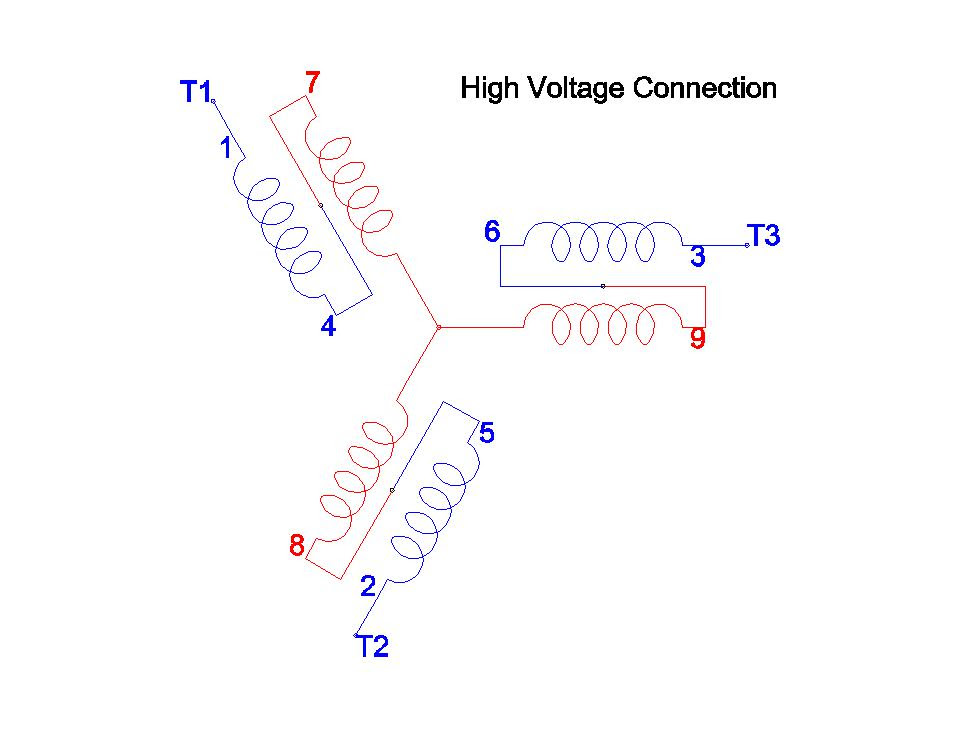 Diagram Dual Voltage 3 Phase Motor Wiring Diagram Full Version Hd Quality Wiring Diagram Diagramrochad Portaimprese It