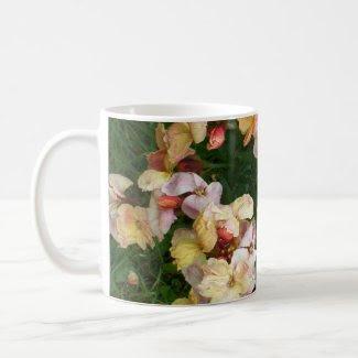 Wallflowers Mug mug