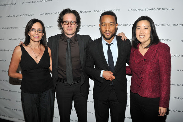 Davis Guggenheim, John Legend, Michelle Rhee