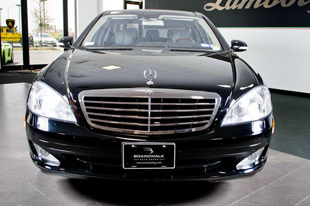 Used 2007 Mercedes-Benz S600 For Sale Richardson,TX ...