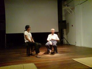 Fahmi Reza and Pak Mamat, The Annexe Gallery, KL