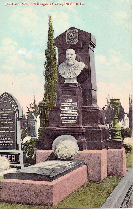 Pres Paul Kruger 4