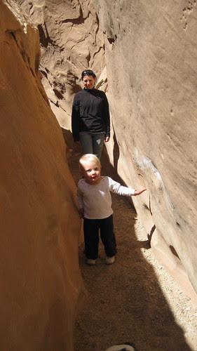 03.27.10 Little Wild Horse Canyon