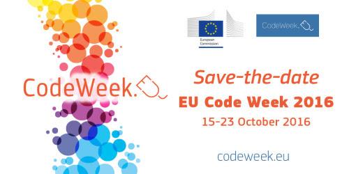 Resultado de imagen de europe code week