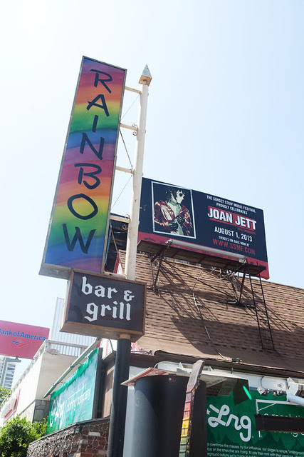 Rainbow Bar, Los Angeles
